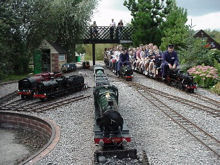 Image of Eastbourne Miniature Steam Railway